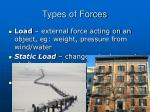 types of forces1