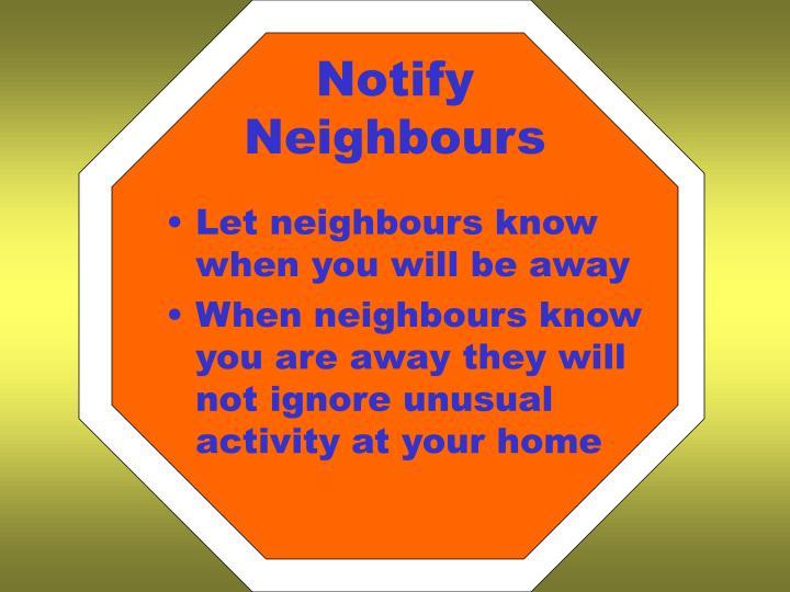 Notify