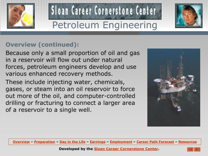 Petroleum engineering2