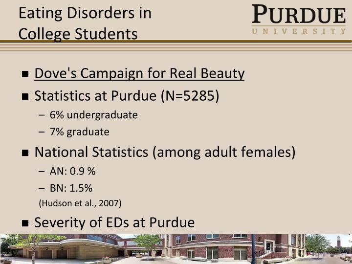 Eating Disorders in