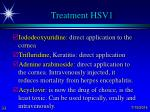 treatment hsv11
