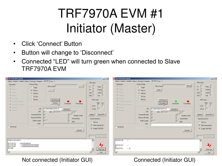 TRF7970A EVM #1