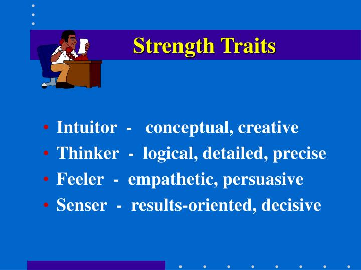 Strength Traits