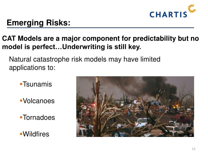 Emerging Risks: