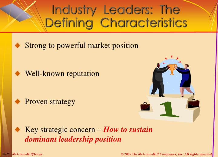 Industry  Leaders:  The