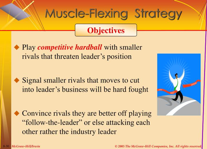Muscle-Flexing  Strategy