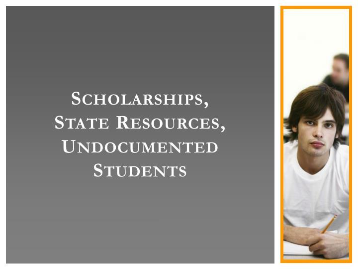 Scholarships,