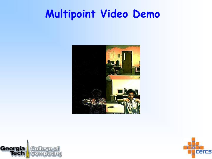 Multipoint Video Demo