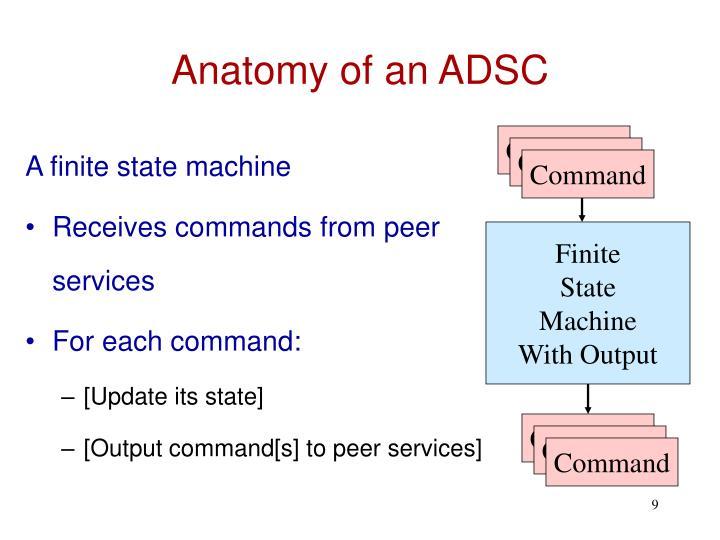 Anatomy of an ADSC