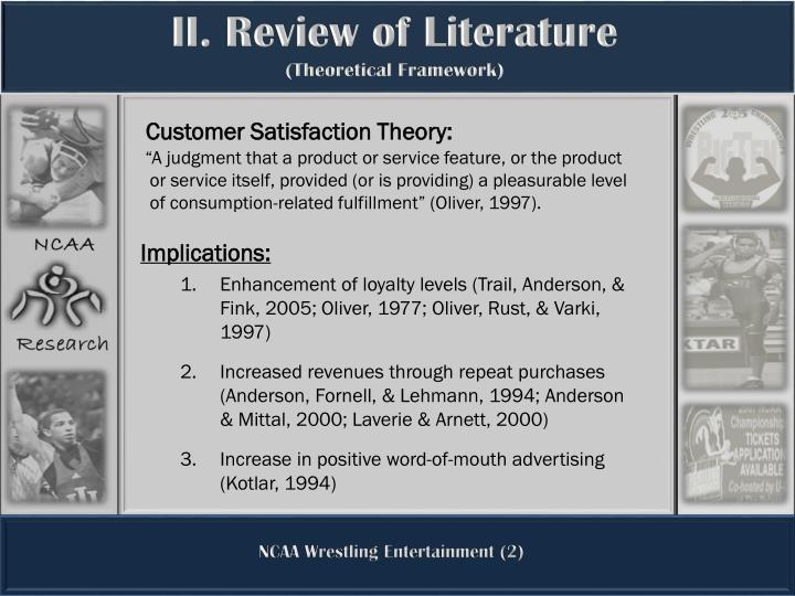 II. Review of Literature