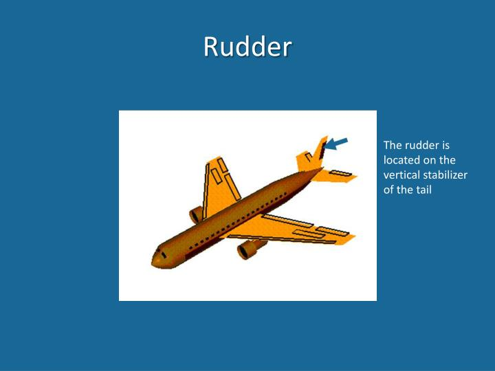 Rudder