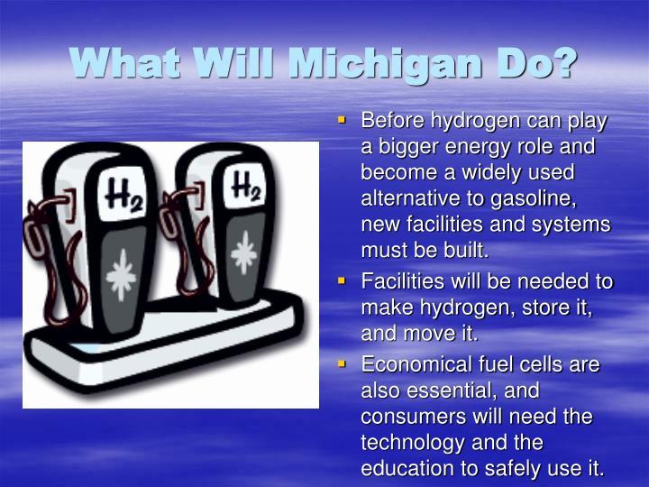 What Will Michigan Do?