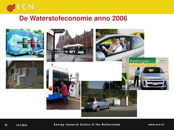 De Waterstofeconomie anno 2006