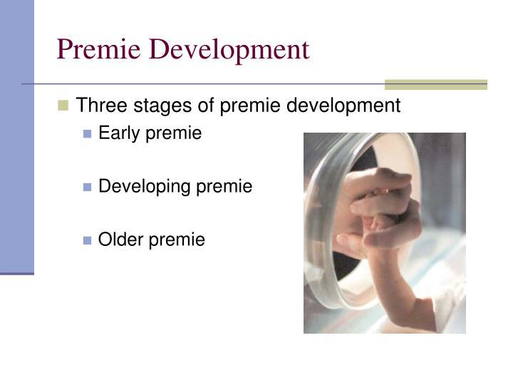 Premie Development