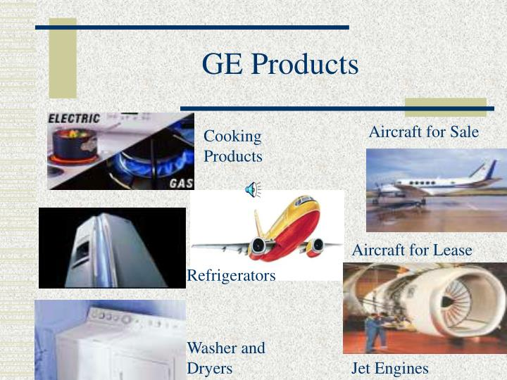 GE Products