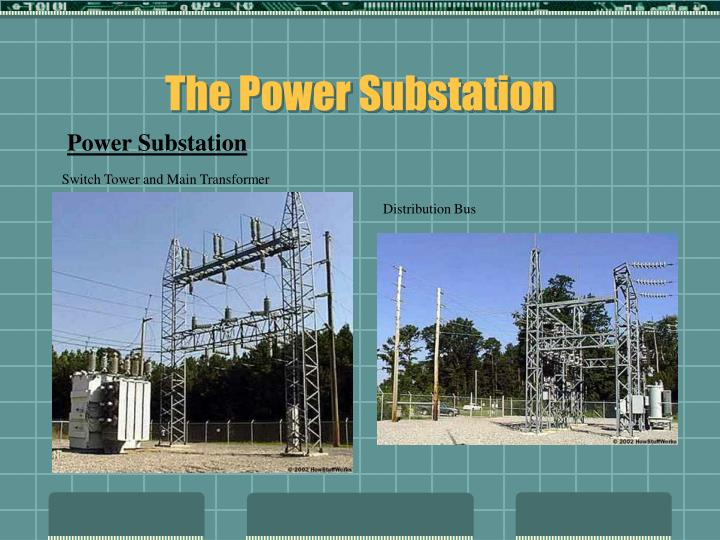 The Power Substation