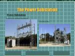 the power substation1
