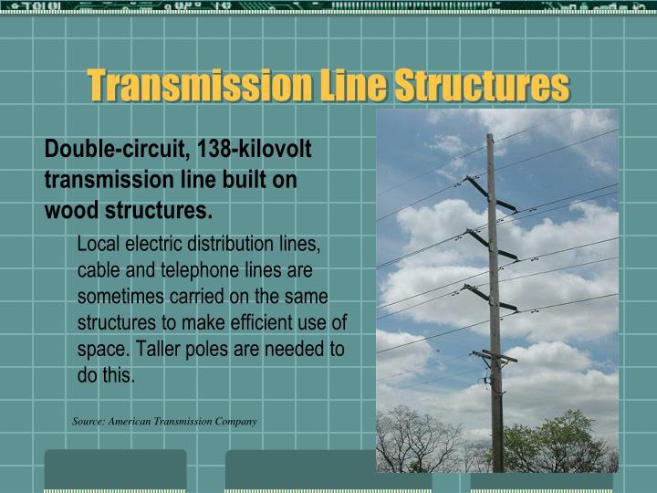 Transmission Line Structures