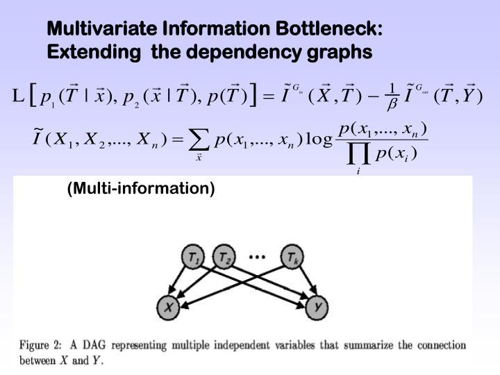 Multivariate Information Bottleneck: