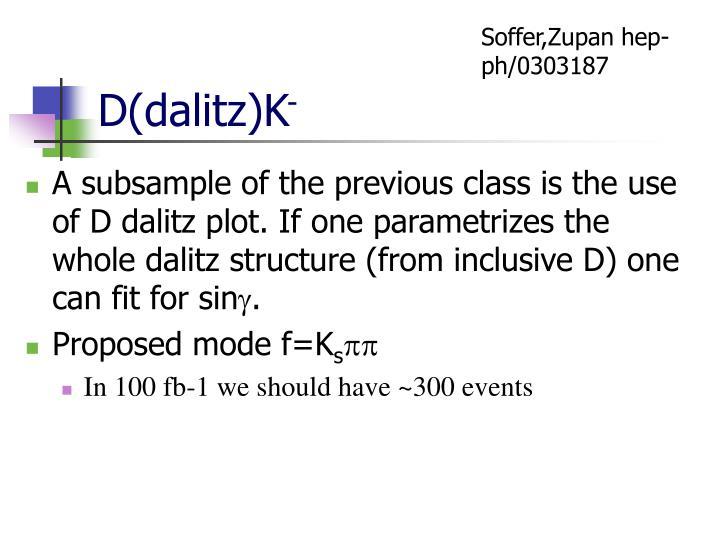 Soffer,Zupan hep-ph/0303187