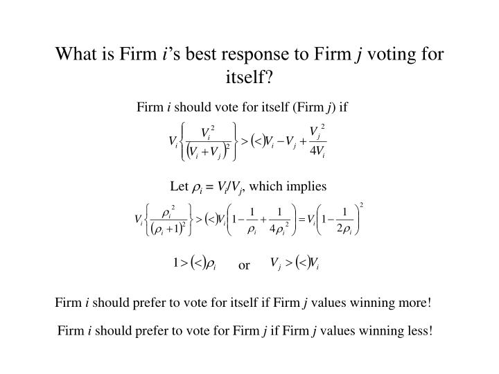 What is Firm