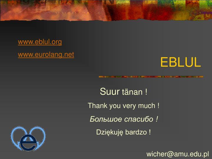 www.eblul.org