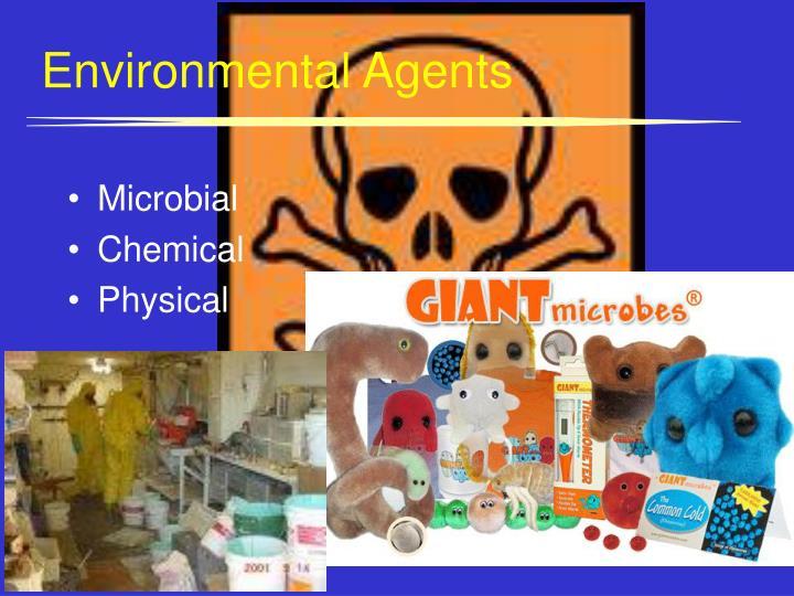 Environmental Agents