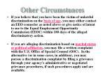 other circumstances