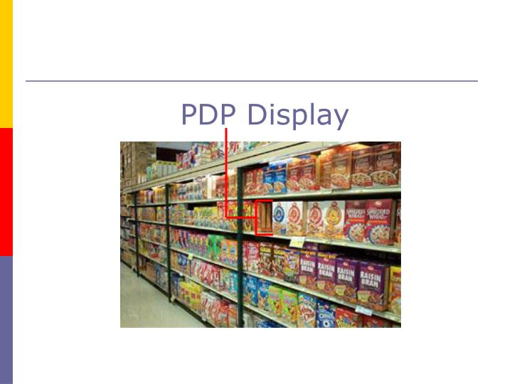 PDP Display