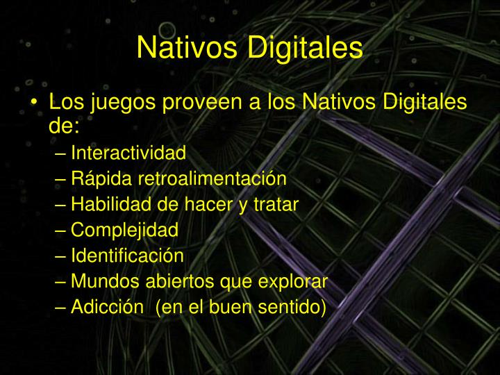 Nativos Digitales