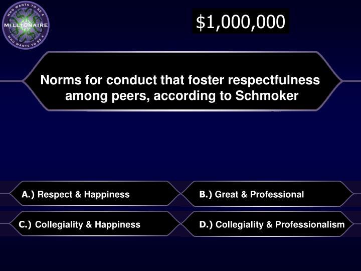 $1,000,000