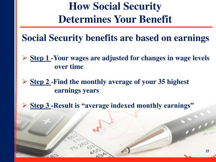 How Social Security