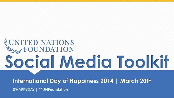 international day of happiness 2014 march 20th