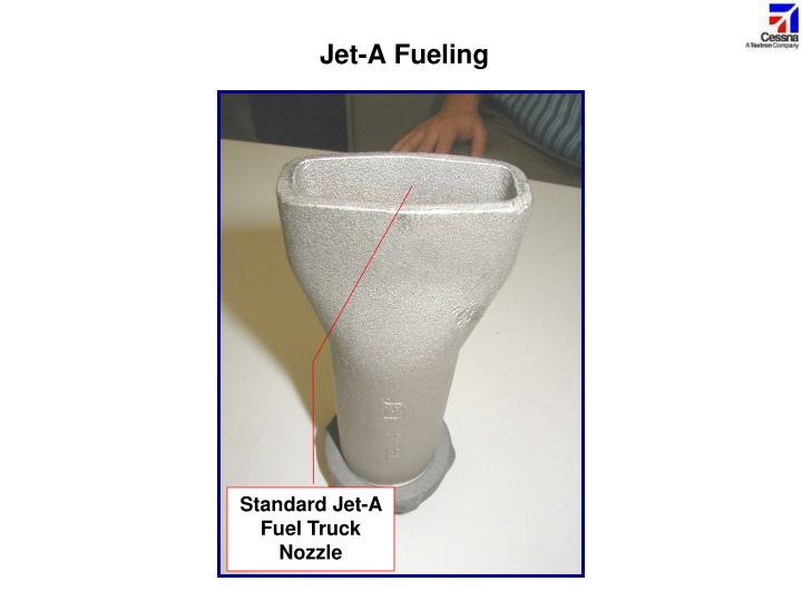 Jet-A Fueling