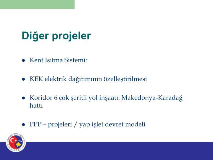 Diğer projeler