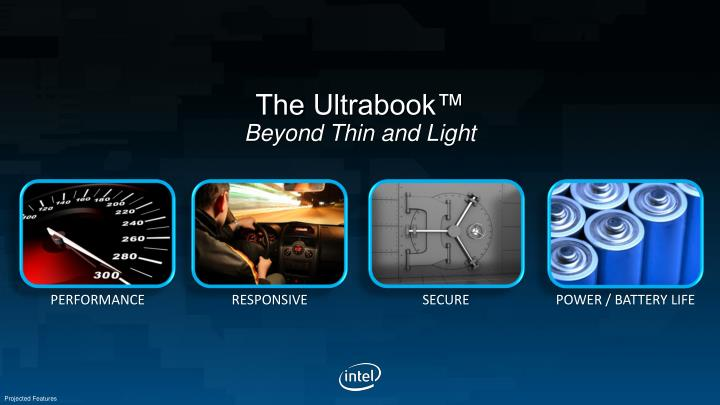 The Ultrabook™