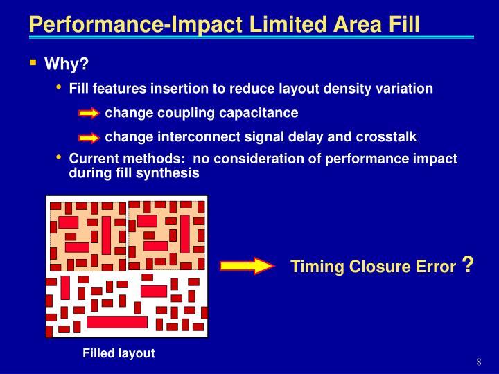 Performance-Impact