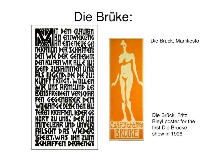 Die Brüke: