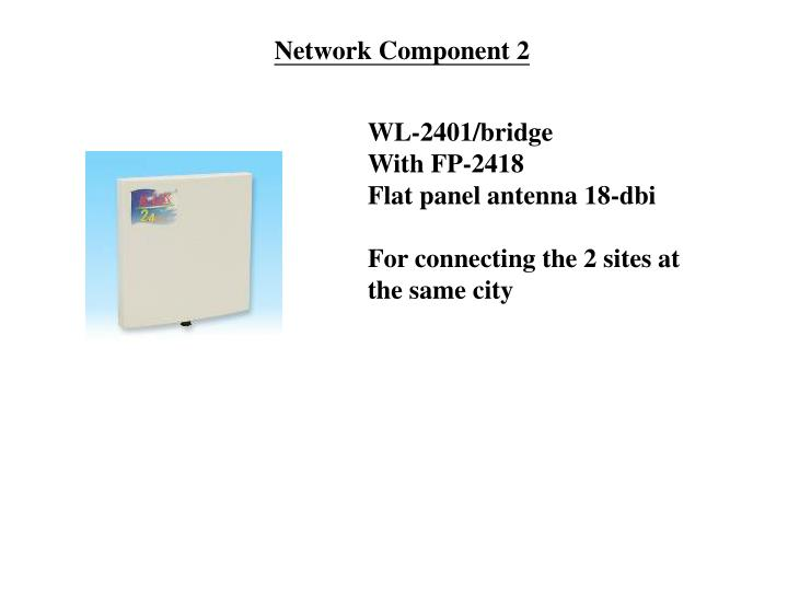 Network Component 2