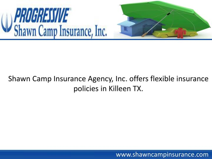 Shawn Camp Insurance Agency, Inc