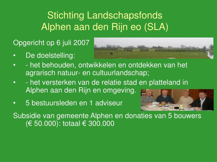 Stichting Landschapsfonds