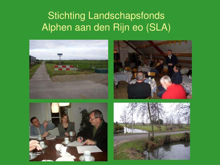 Stichting Landschapsfonds