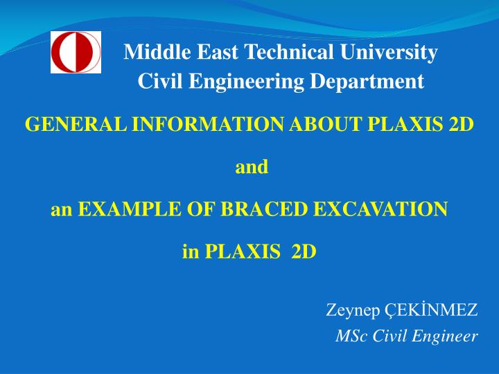 Zeynep ek nmez msc civil engineer
