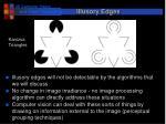 illusory edges
