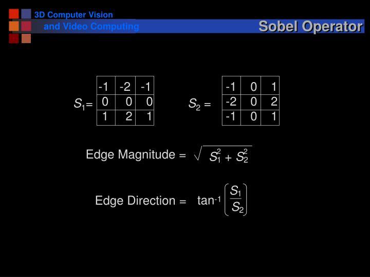 Edge Magnitude =