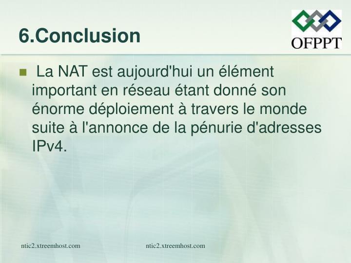 6.Conclusion