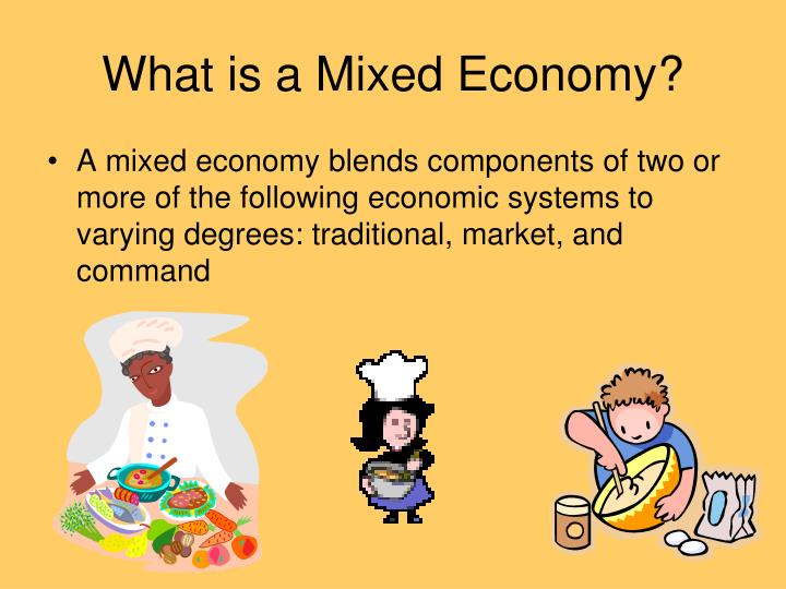 What is a Mixed Economy?