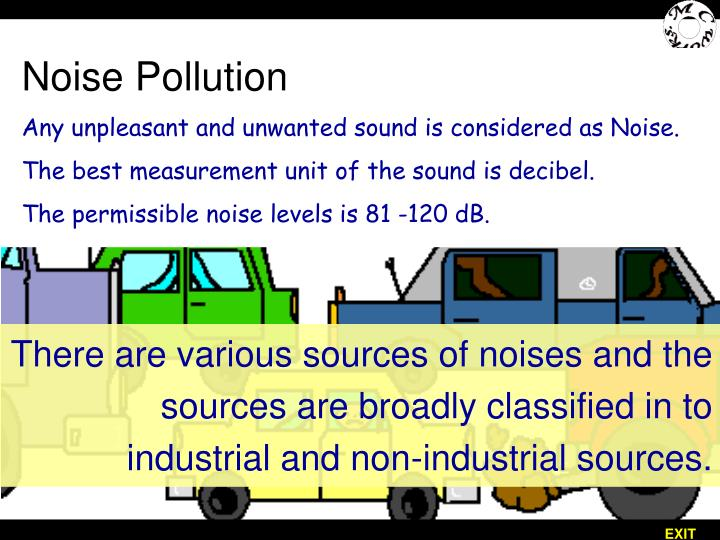 noise pollution assignment 1496003961