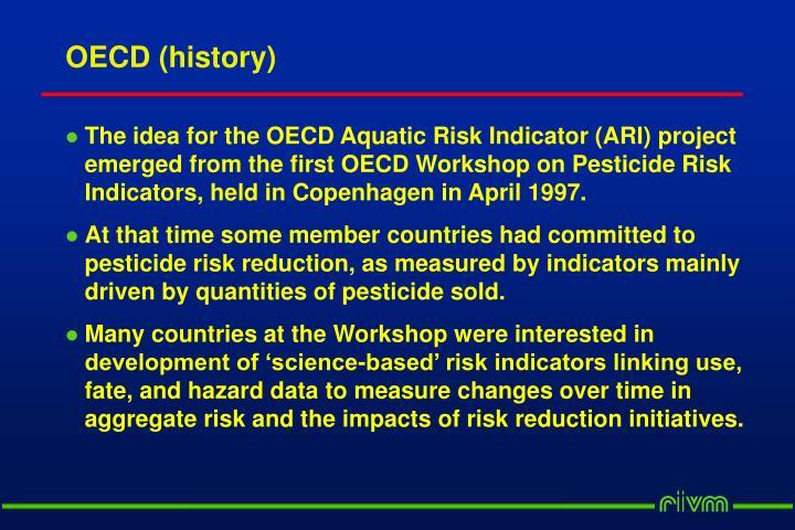 OECD (history)
