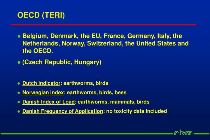 OECD (TERI)